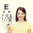 Ortokorekcja - wada wzroku znika gdy dziecko śpi